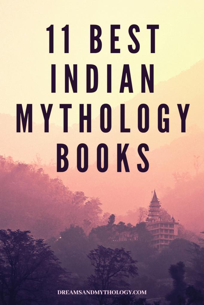 11 of the Best Indian Mythology Books