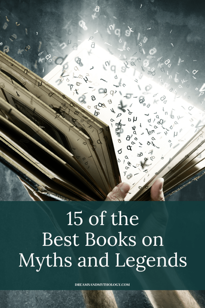 15 of the Best Books on Myths and Legends
