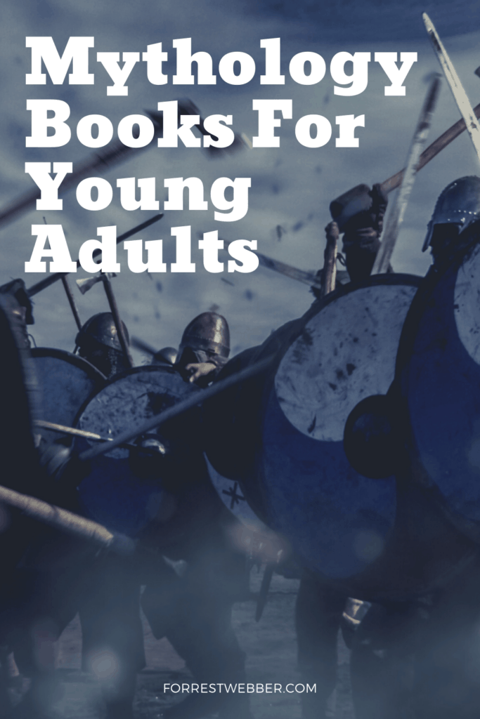 7 Mythology Books for Young Adults