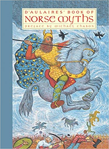 Best Norse Mythology Books