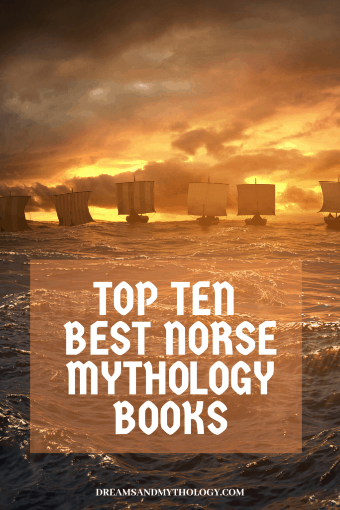 Top 10 Best Norse Mythology Books