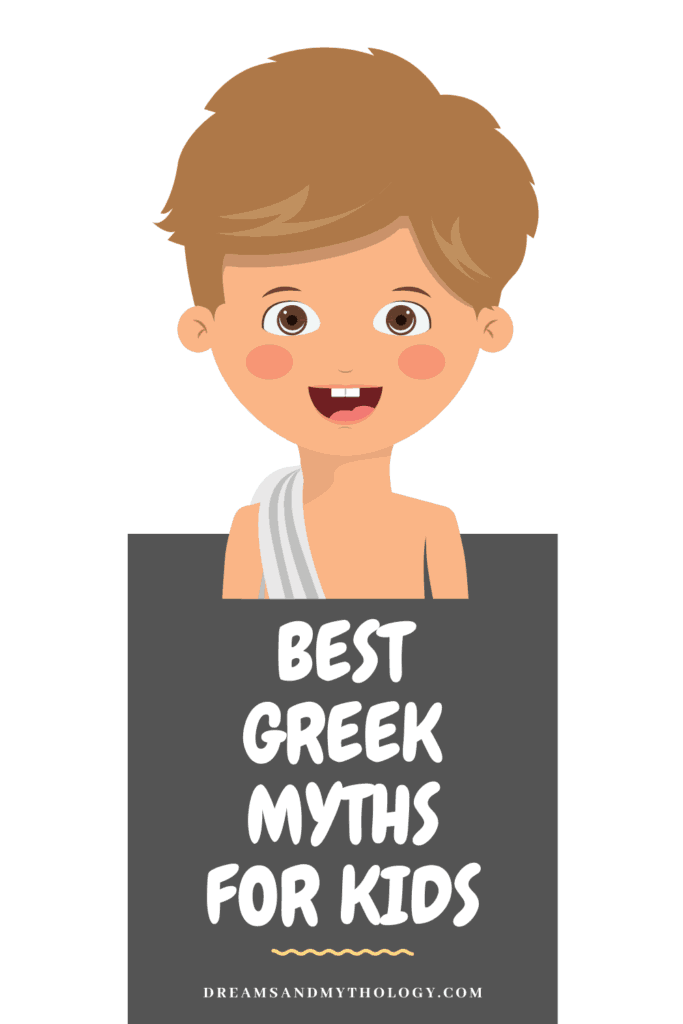 Ultimate List of the Best Greek Myths for Kids to Get Started in Mythology