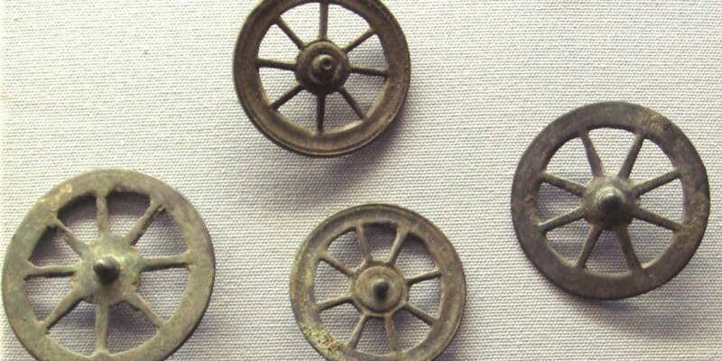 celtic mythology wheels